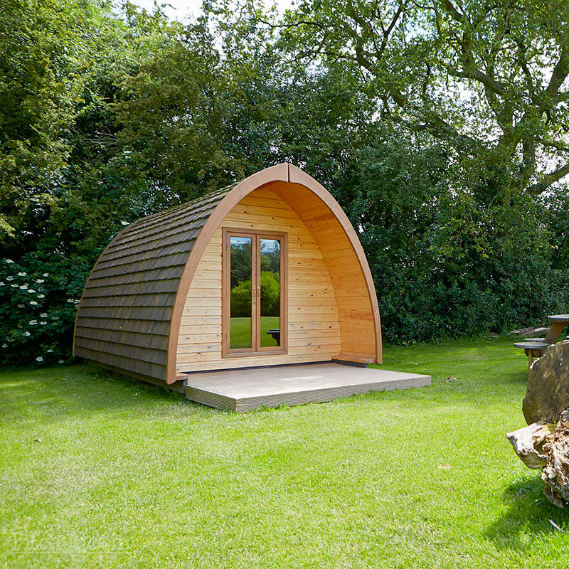 Two Night Camping Break at Townsend Touring Park