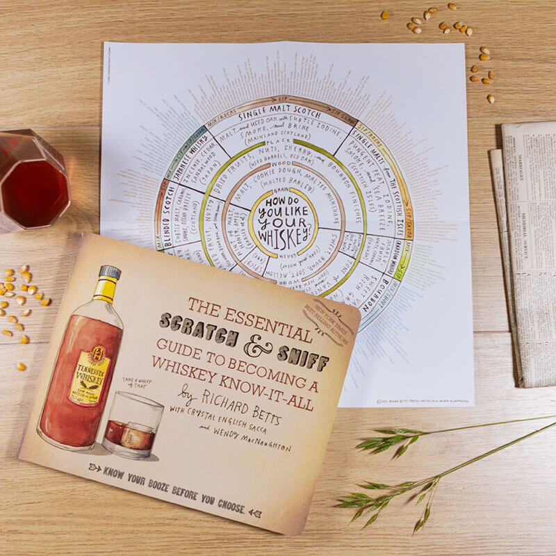 The Essential Scratch And Sniff Guide To Becoming A Whisky Know It All