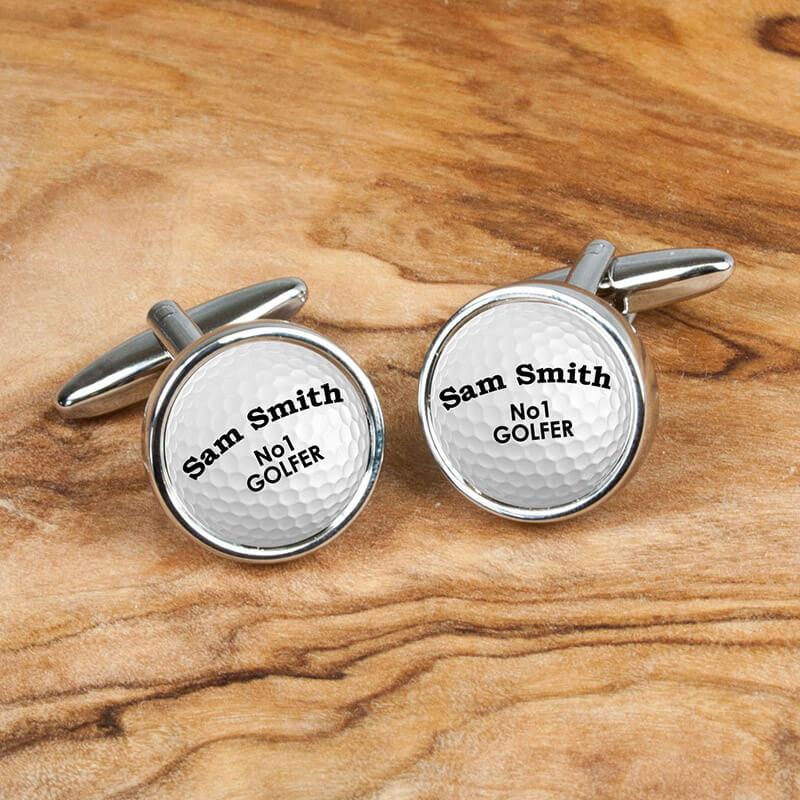Personalised Golf Gifts GiftAim UK
