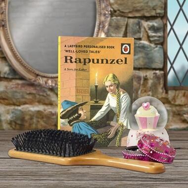 Personalised Ladybird Book of Rapunzel