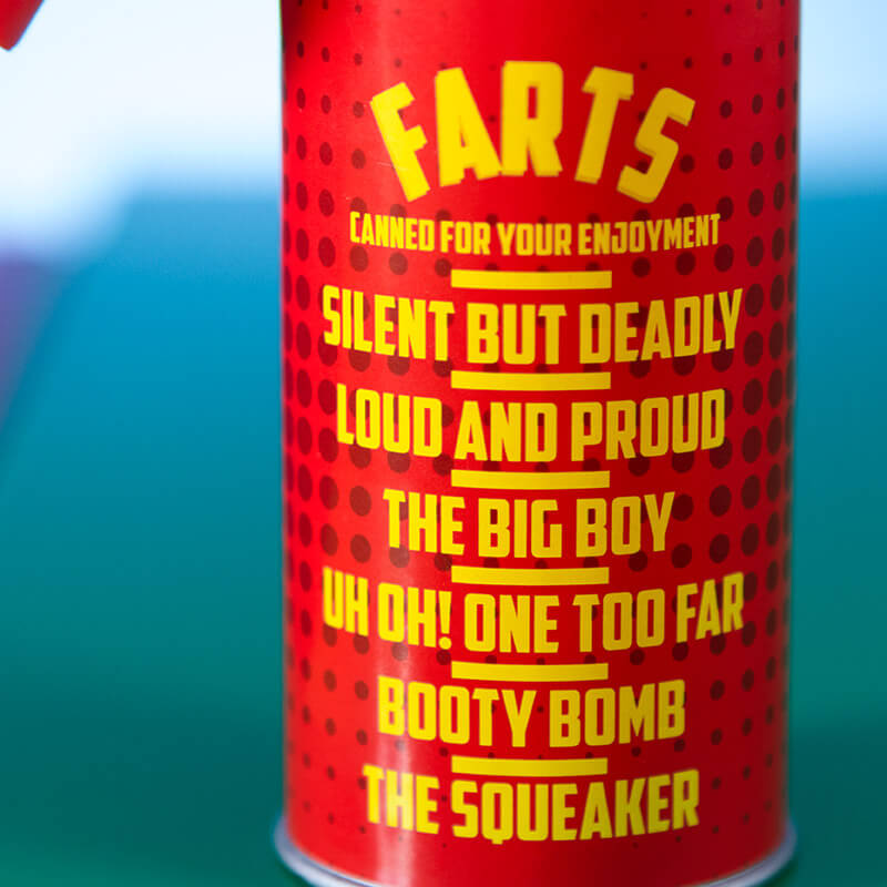 Farts In A Can