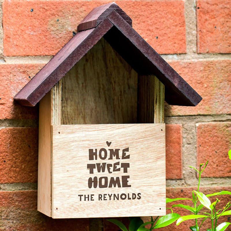 Personalised Birds House
