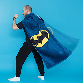Batman Cape Towel