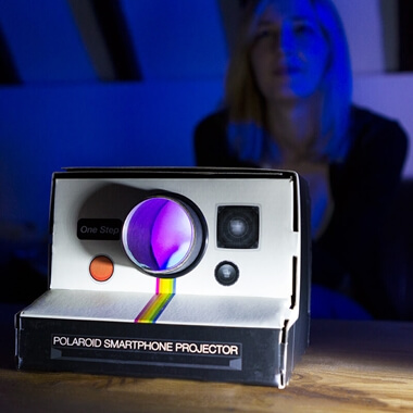 Polaroid Projector