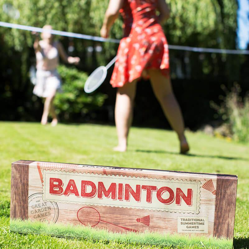 Summertime Games - Badminton