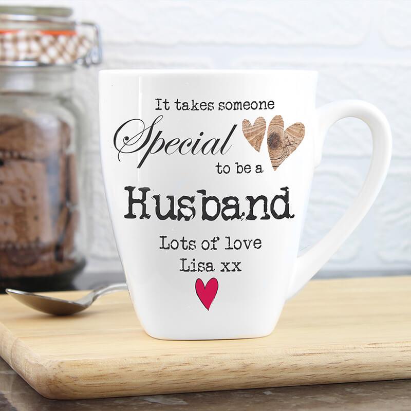 Personalised Someone Special Latte Mug