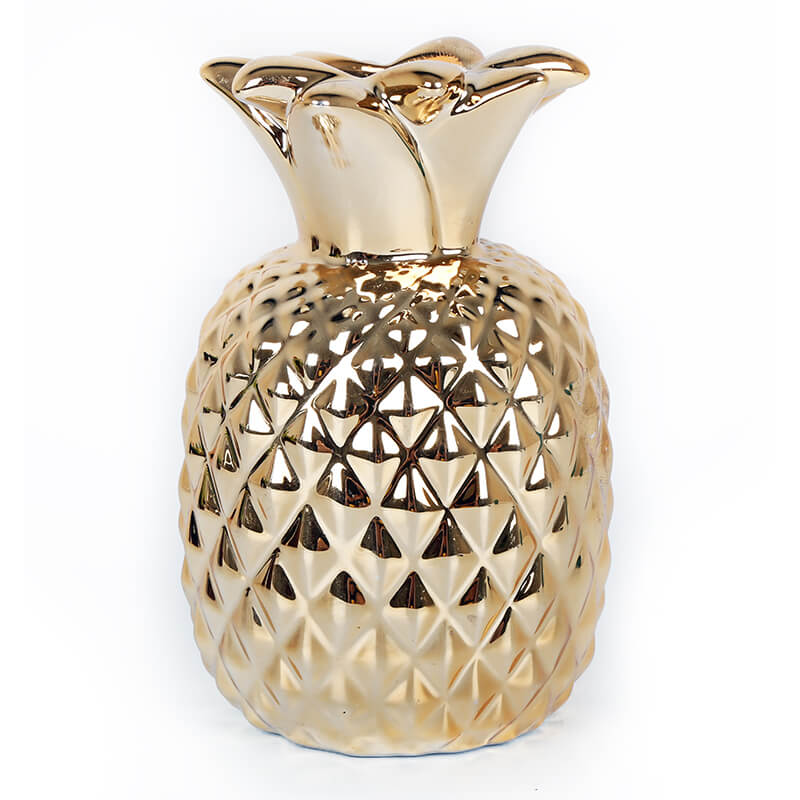 Boho Pineapple Candle Holder