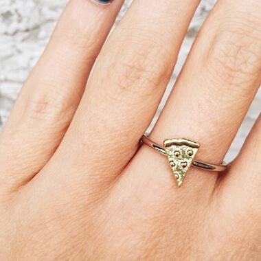 Emoji Pizza Ring
