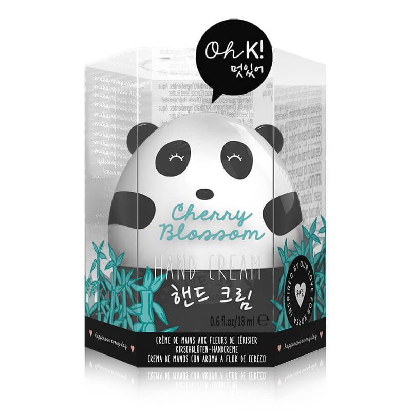 Oh K! Panda Shaped Hand Cream