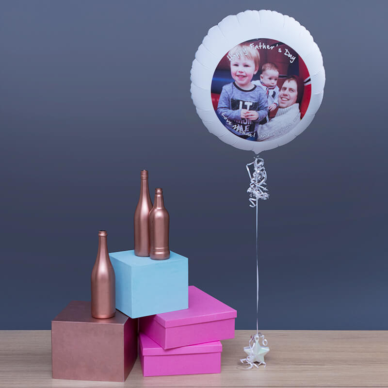 Personalised Photo Balloon