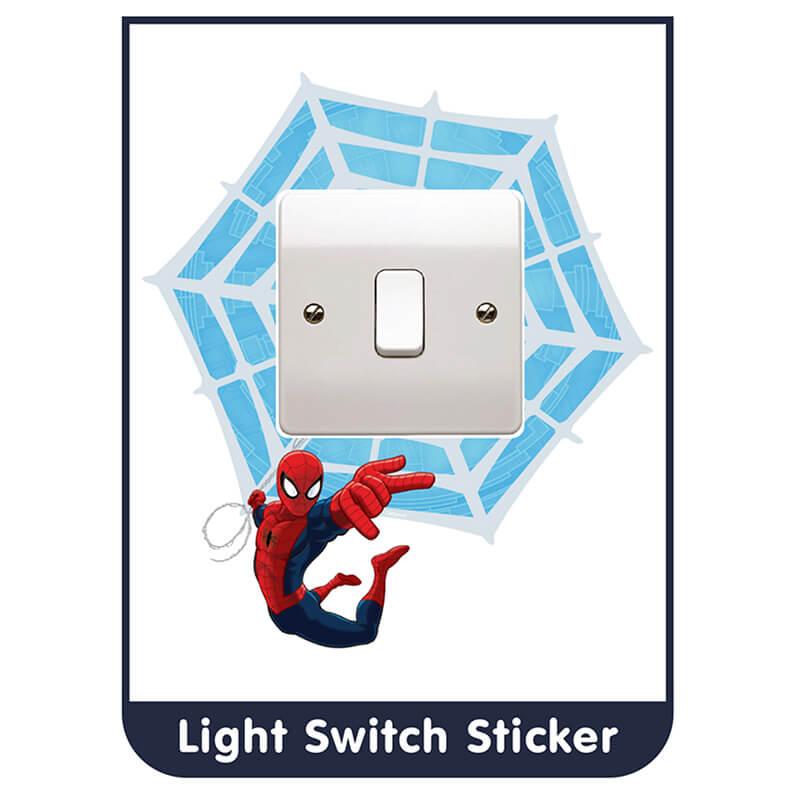 Marvel Spider-man Room Stickers