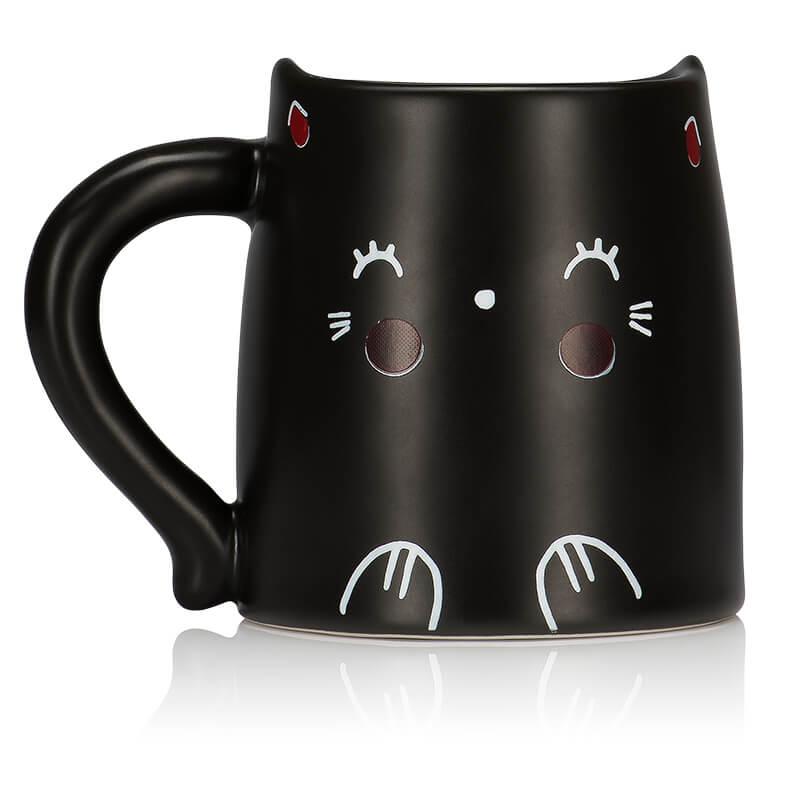 Oh K! Cat Mug