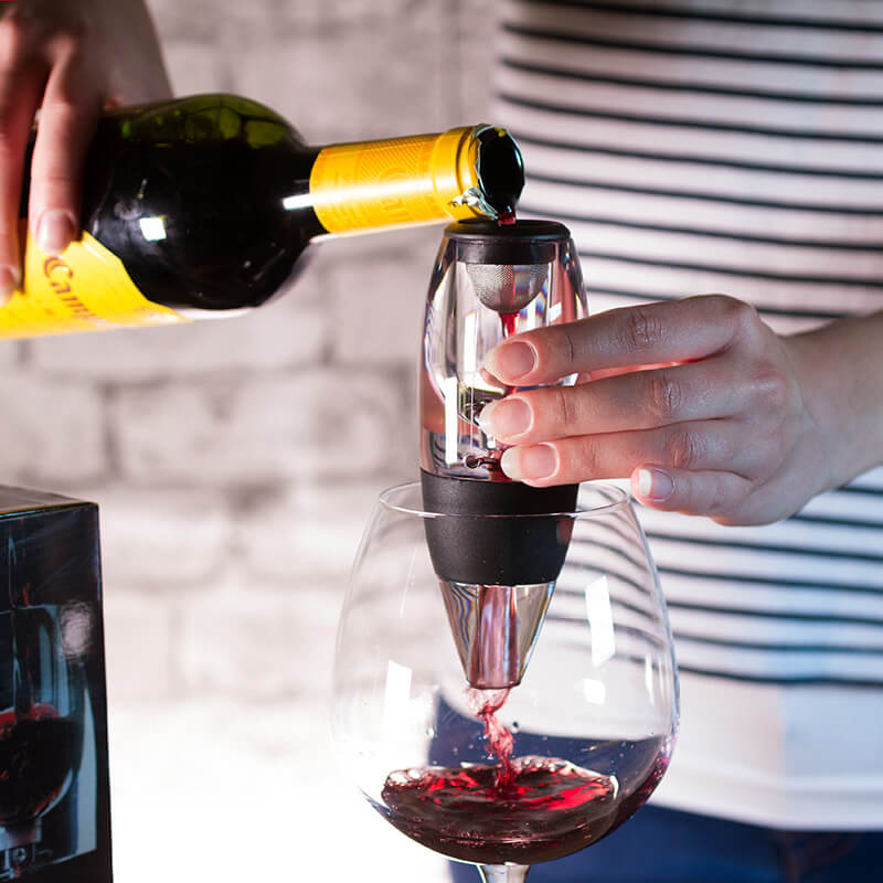 Instant Wine Decanter & Aerator