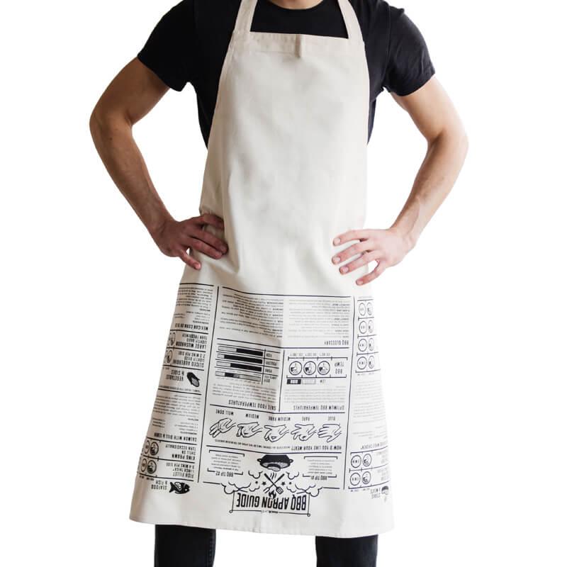 BBQ Apron Guide