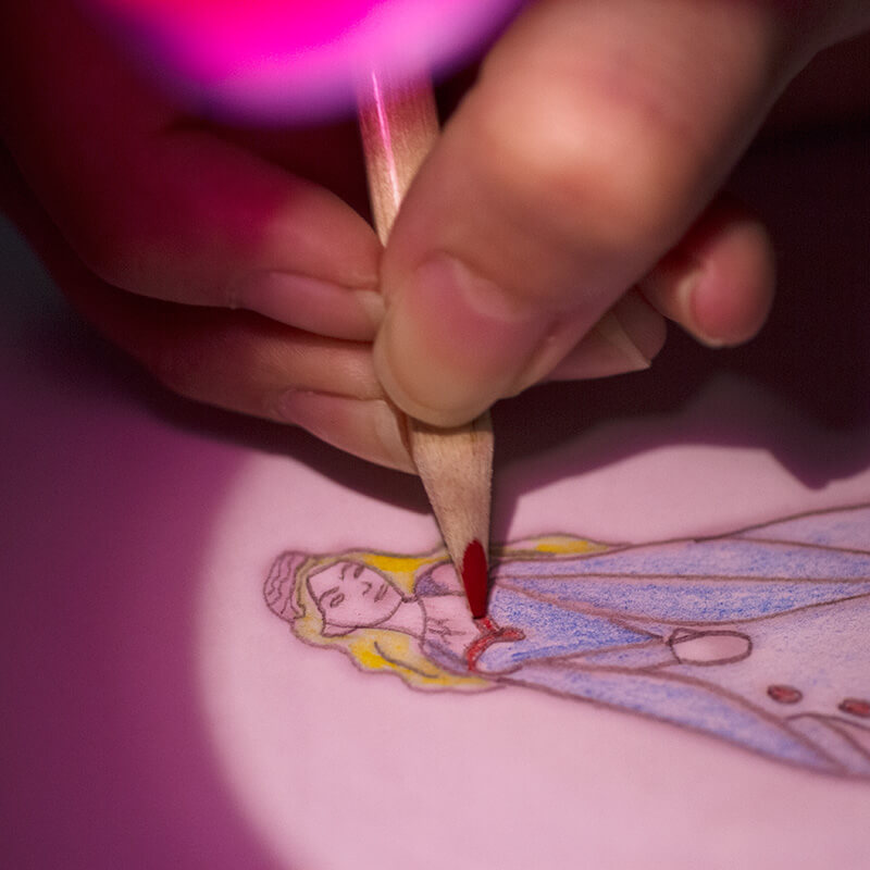 Fairy Tale Drawing Projector