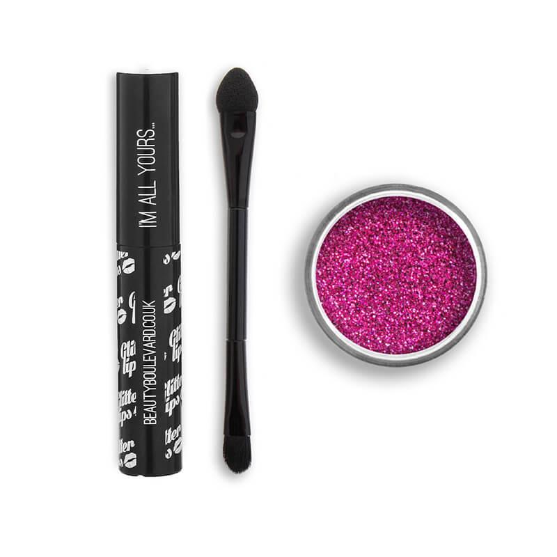 Glitter Lips - Sparkling Rose