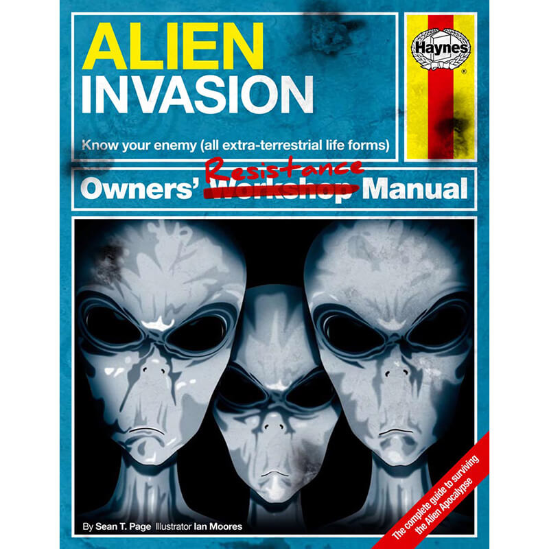 Haynes - Alien Invasion Survival Manual