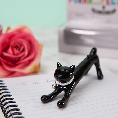 The Purrrfect Pen - Black