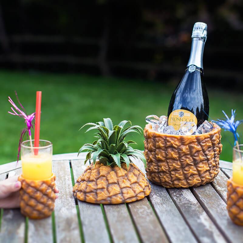 Pineapple Ice Bucket