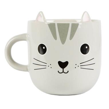 Cat Kawaii Friends Mug