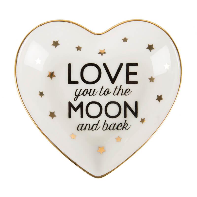 Moon & Back Trinket Dish