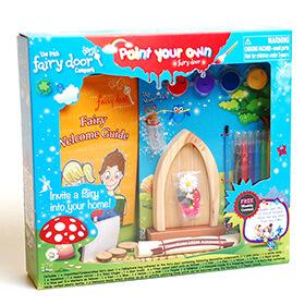 Paint Your Own Fairy Door