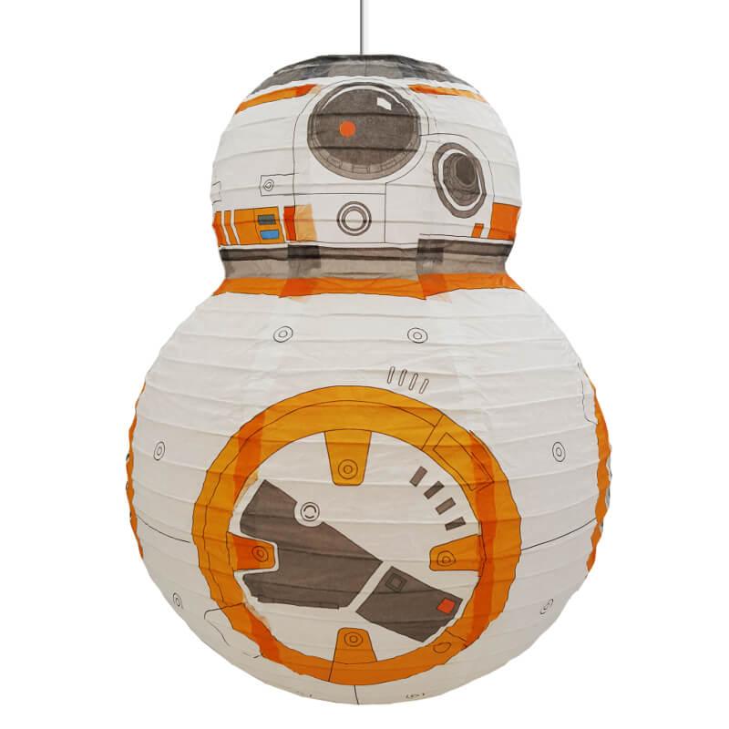 BB8 Star Wars Paper Shade