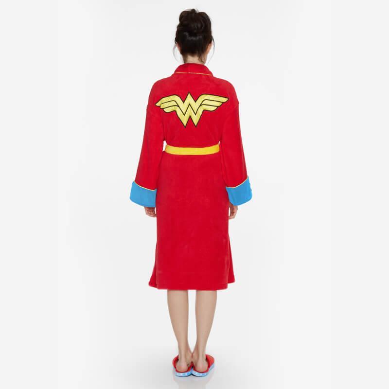 Wonder Woman Bathrobe