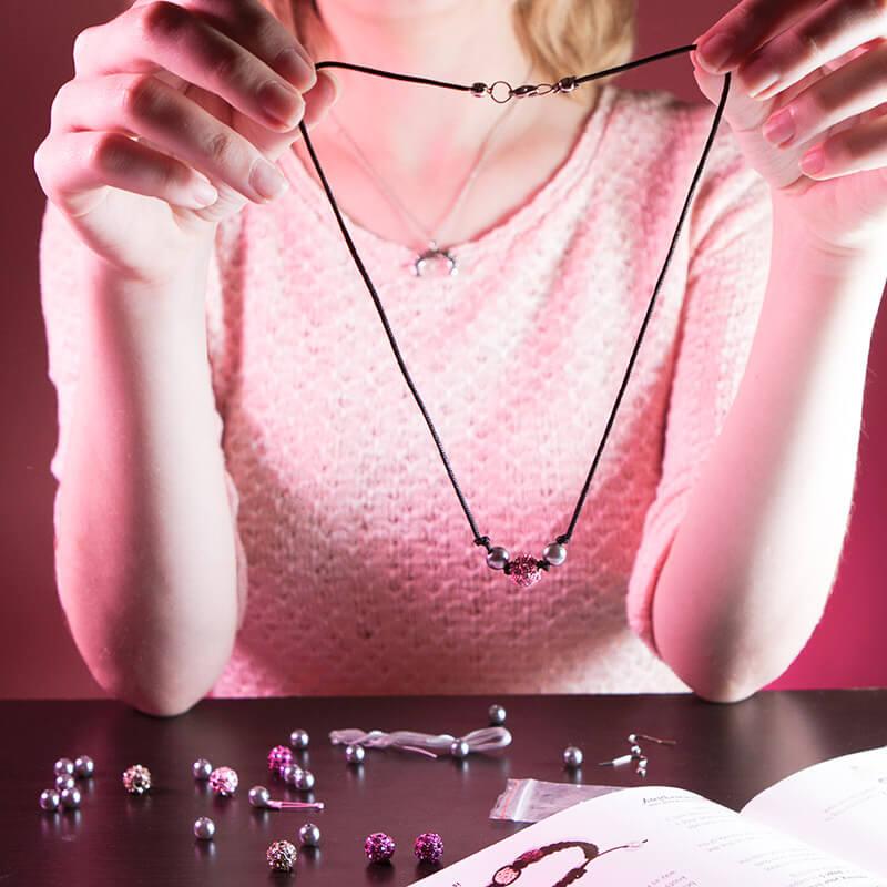Make Your Own Shamballa Jewellery Kit