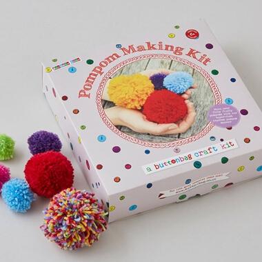Pompom Making Kit
