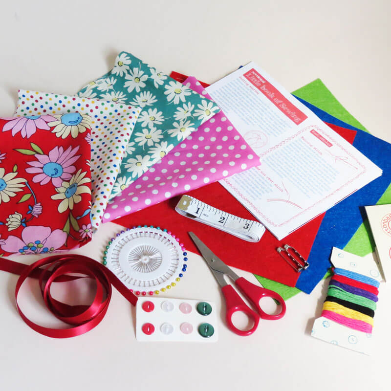 Learn to Sew Sewing Kit