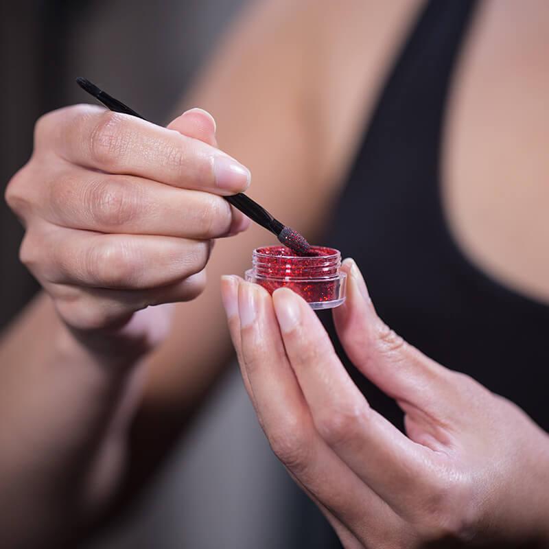 Glitter Lips - Ruby Slippers