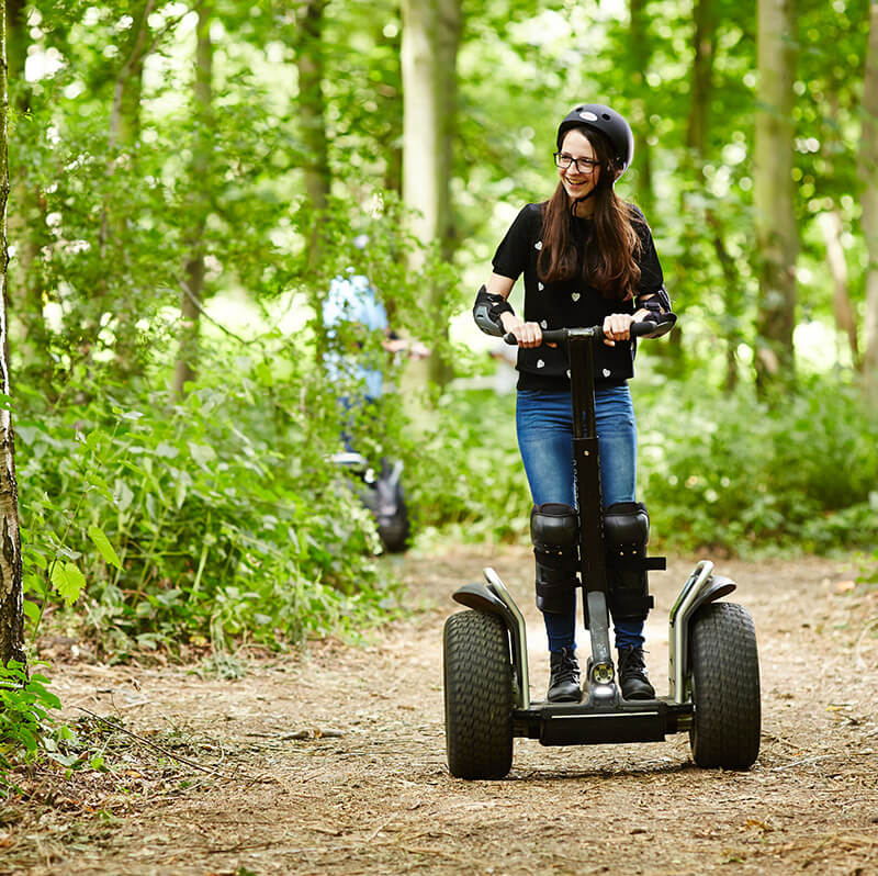 2 for 1 Extended Segway Rally Anytime Special Offer
