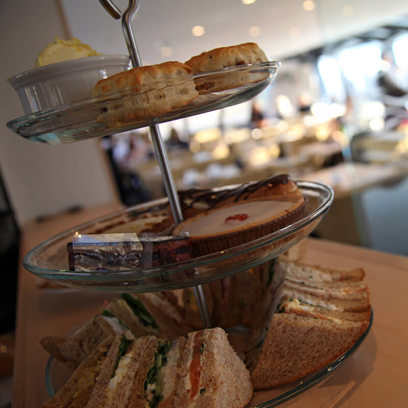 Traditional Afternoon Tea on the Thames for Two