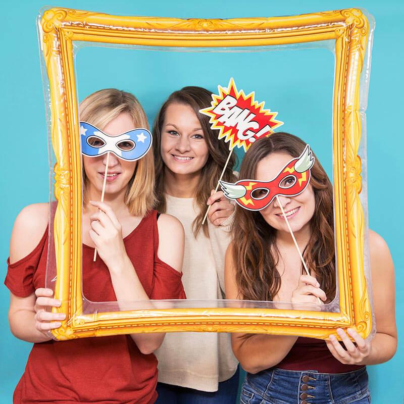 Inflatable Selfie Frame