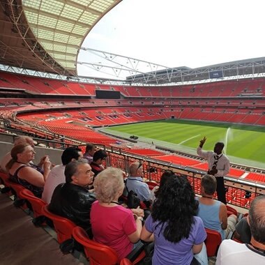 Tour of Wembley Stadium for Two
