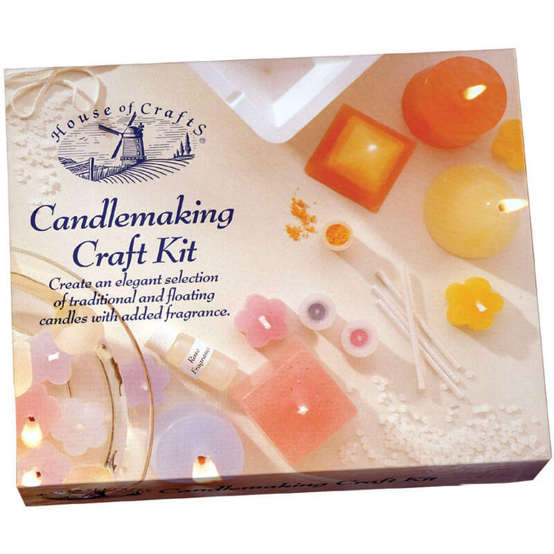 Candlemaking Craft Kit - 21st gift