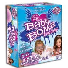 Bath Bomb Factory