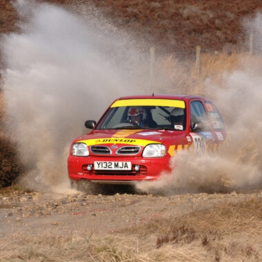 Rally Driving Taster Experience