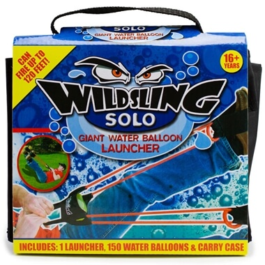 WildSling Solo Water Bomb Launcher