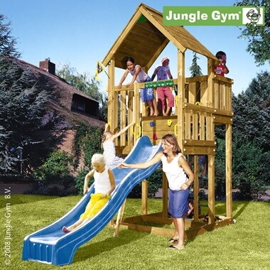 Jungle Gym Palace Climbing Frame