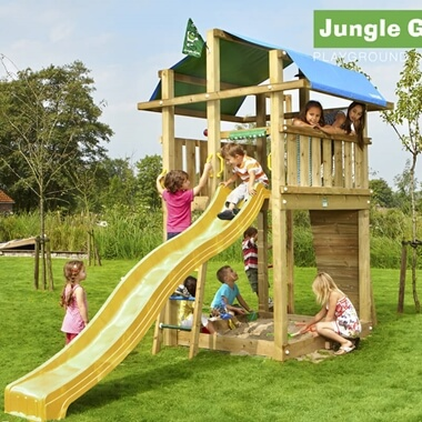 Jungle Gym Fort Climbing Frame