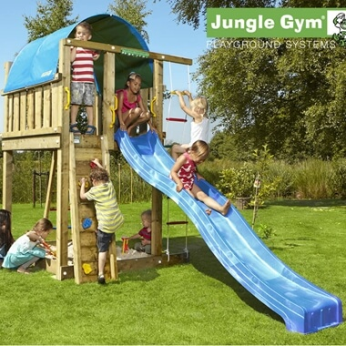 Jungle Gym Villa Climbing Frame