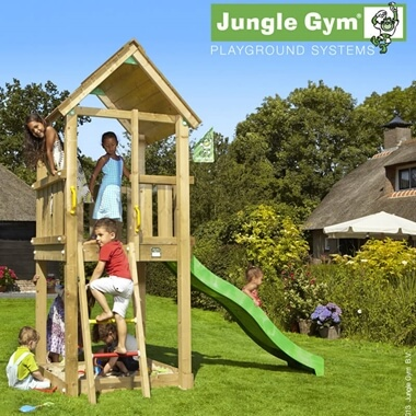 Jungle Gym Club Climbing Frame