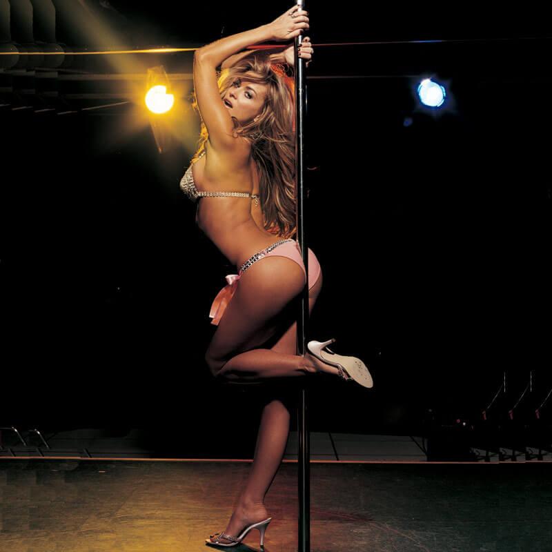 The carmen electra stripper pole kit