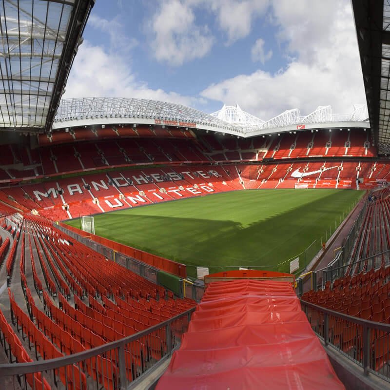 Manchester United Stadium Tour Vouchers