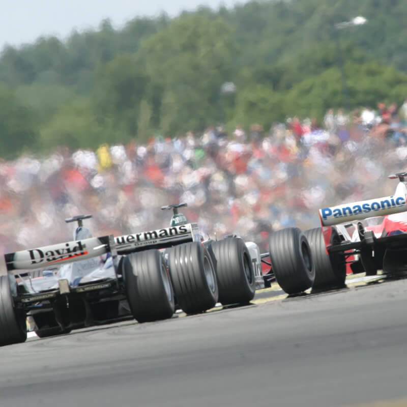 Tour of Silverstone for Two