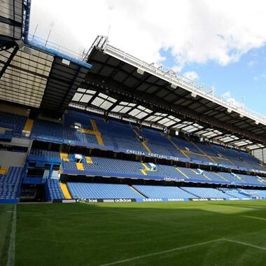 Tour of Chelsea's Stamford Bridge Stadium for Two