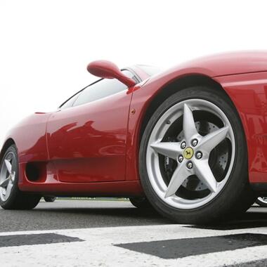 Ferrari Thrill Experience