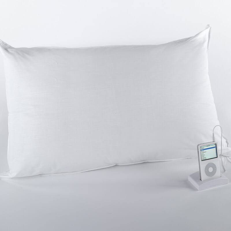 Sound Asleep iMusic Pillow - 30th gift